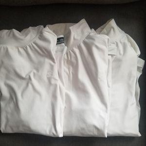 Bundle of 3 men's cold gear shirts